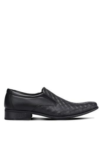 Louis Cuppers black Formal Business Shoes LO977SH0RJGJMY_1