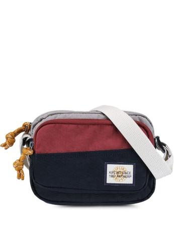 Kipling multi Sisko Small Crossbody Bag 13FDAAC85EB413GS_1
