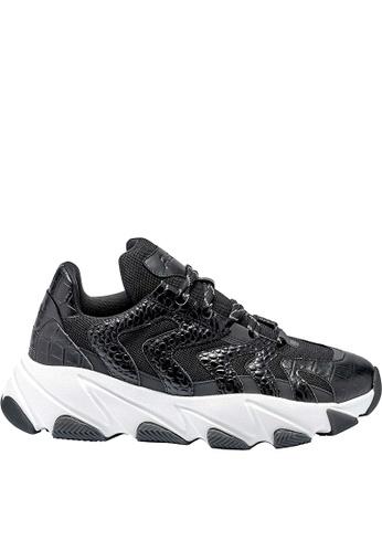 Ash 黑色 ASH Eagle 運動鞋 67C92SHA74C539GS_1