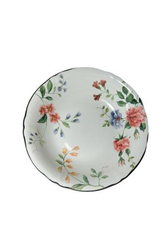 """Claytan Priscilla W Banding - 9.25"""" Salad bowl 16BDEHLCE75612GS_1"""
