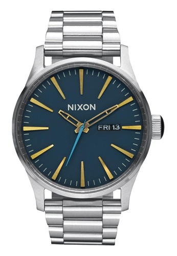 Nixon blue Nixon - Sentry SS Navy Watch NI855AC31ECMSG_1