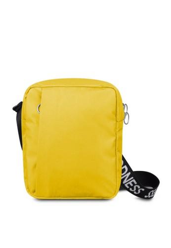 Exsport yellow Exsport Dolfin Zarza Mini Shoulder Bag - Yellow 2L 55B39AC80C60ABGS_1