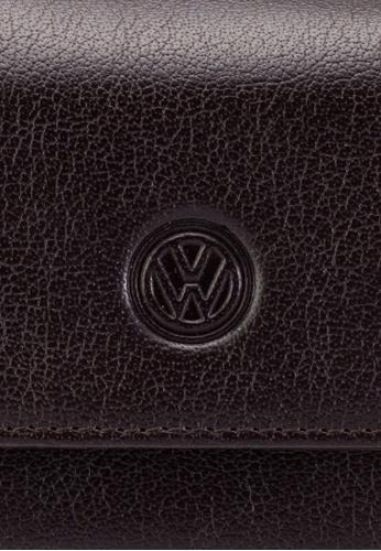 Volkswagen brown Volkswagen Coin Pouch VO089AC46GKVMY_1