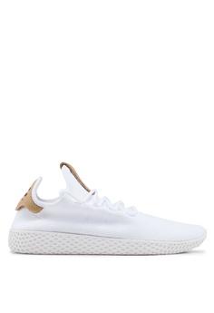 a2fba1f4b48 adidas white adidas originals pw tennis hu w sneakers F1F70SH7245667GS_1