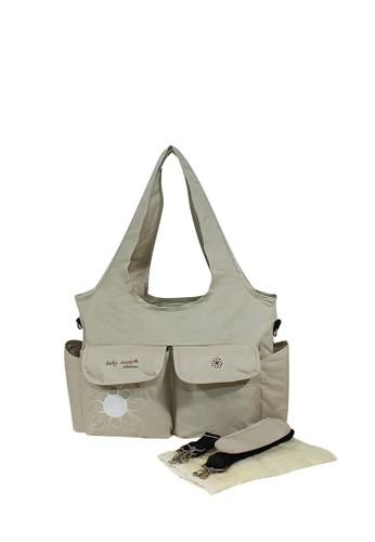 Baby Scots white Tas Perlengkapan Bayi MOMMY BAG PLATINUM - Diapers Bag MB030 EF942KC9F50998GS_1