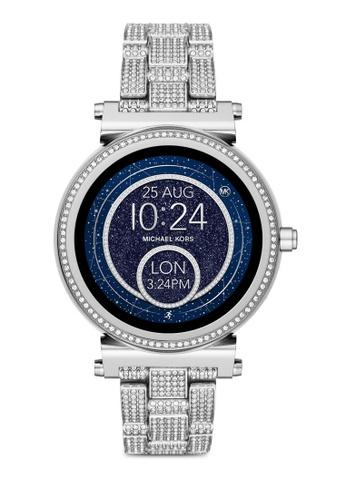 1de8c1f3a8db Buy MICHAEL KORS Michael Kors Sofie Touchscreen Smartwatch MKT5024 ...
