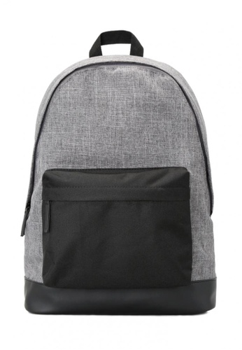 London Rag grey Casual Backpack 2CFE0AC8FA18F6GS_1