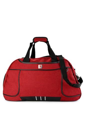 Polo Classic red and multi Travel Bag 2DD4AAC9891F82GS 1 ed8072e995