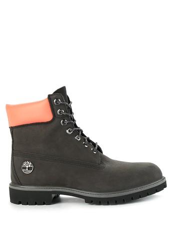 """Timberland grey 6"""" Premium Boot 3B809SHA69C0B3GS_1"""