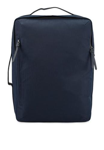 JAXON blue 3-Way Backpack E71CBACE27DCE9GS_1