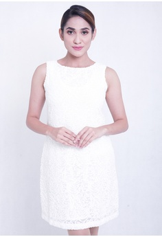 58c55713c71a East India Company Tanya Short Dress RM 199.00. Sizes S M L XL
