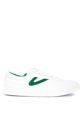 Tretorn white Men's Nyliteplus Sneakers F63B0SHE98F77BGS_1