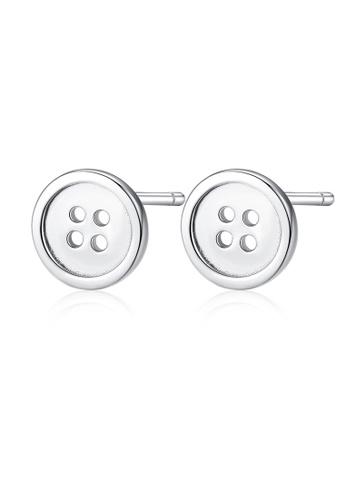 SUNRAIS silver High quality Silver S925 silver Korean earrings 58CA3AC6BDDC45GS_1