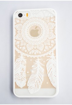 Dream Catcher 2 Hard Transparent Case for iPhone 5/5s