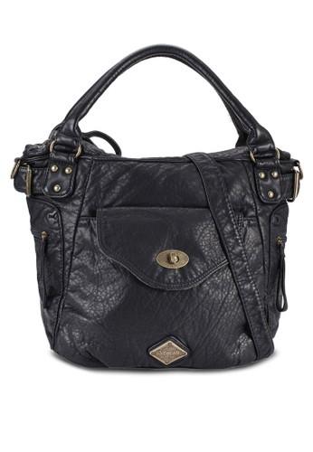 多口袋復古手提包,esprit香港門市 包, 包