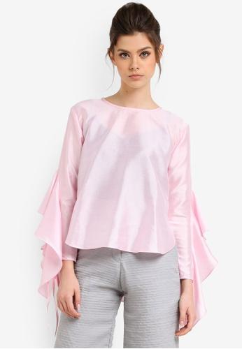 KREE pink Kyra Top KR967AA0RZ62MY_1