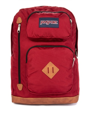 aa0dd12955a Shop Jansport Austin Backpack Online on ZALORA Philippines