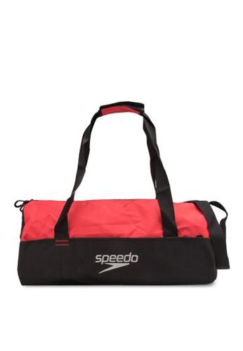 esprit tw撞色輕量運動手提袋, 包, 運動