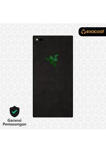 Exacoat Razer Phone 3M Skins Slate - Cut Only 0F40BES540566BGS_1