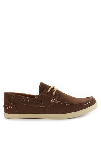 Ardiles brown Men Kv - Acro Man Boat Shoes AR073SH0VRMEID_1