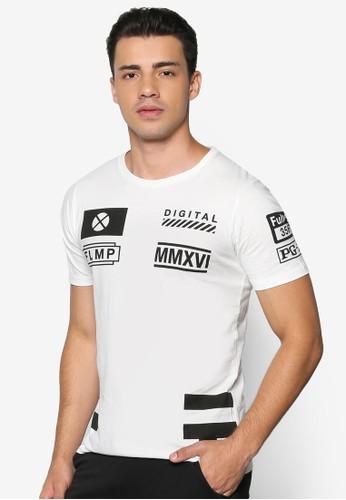 HD esprit旗艦店文字設計TEE, 服飾, 印圖T恤