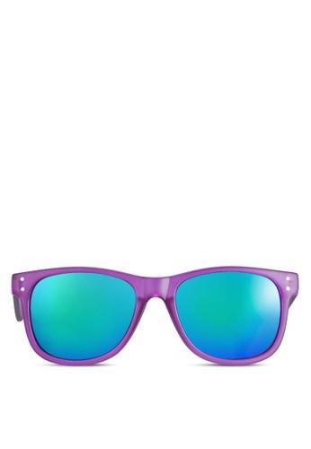 zalora 男鞋 評價M-Risky 太陽眼鏡, 飾品配件, 飾品配件