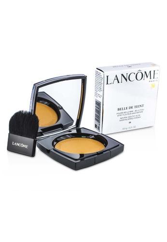 Lancome LANCOME - Belle De Teint Natural Healthy Glow Sheer Blurring Powder - # 06 Belle De Cannelle 8.8g/0.31oz 3EABEBEC542181GS_1