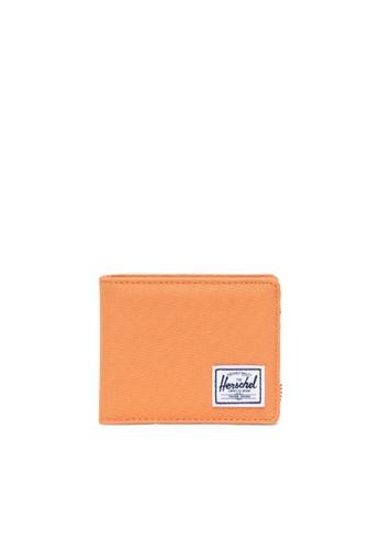 Herschel orange Herschel Unisex Roy Wallet Papaya DCB50AC3F82C39GS_1
