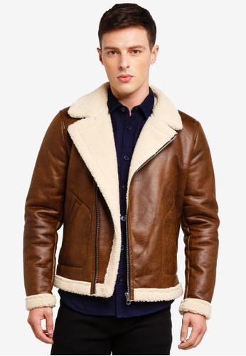 latest greatvarieties buy real Benno Pu Aviator Jacket
