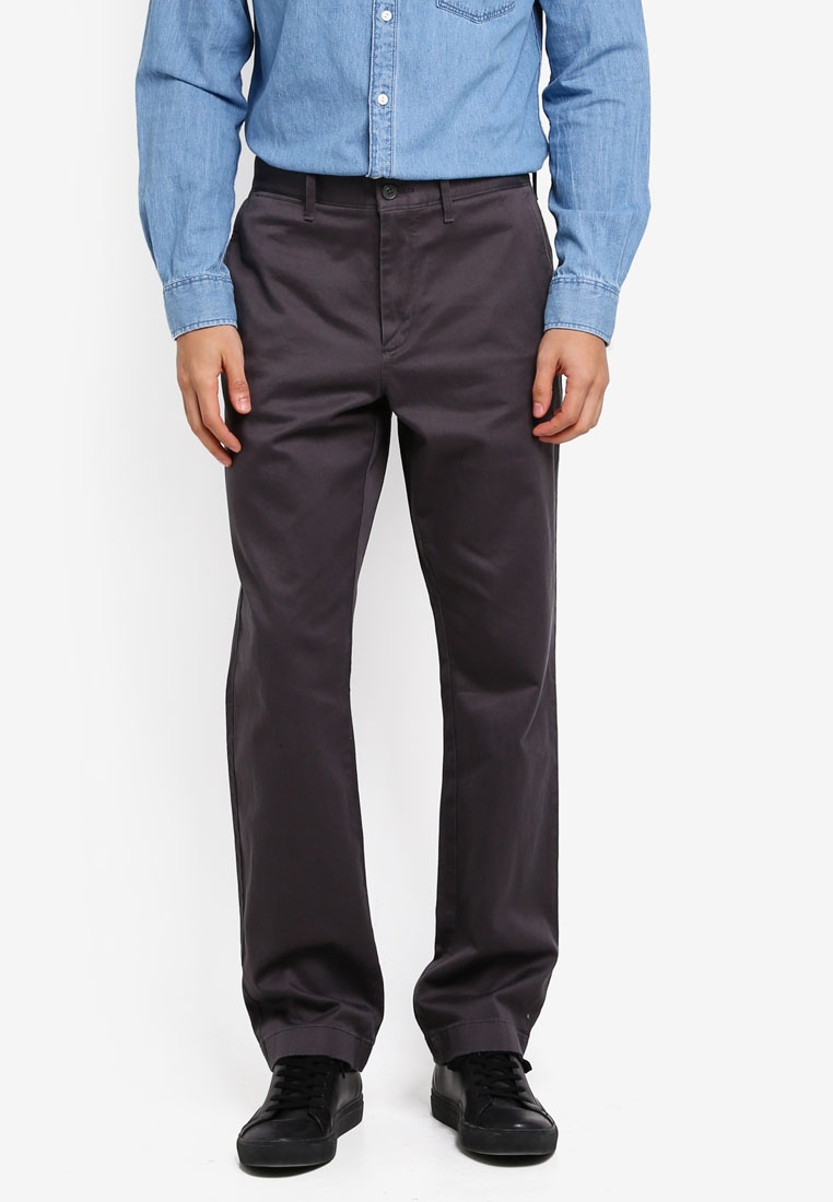Coal Grey Stretch Chino J Crew 1040 R4Uq8w