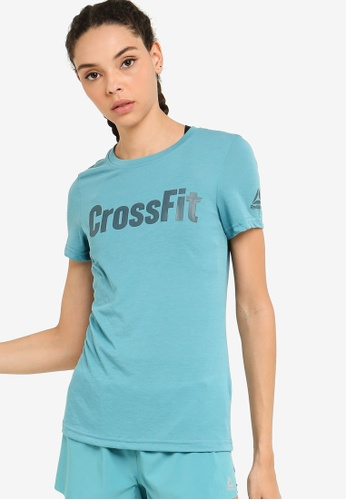 e88eea5b96 Training Top CrossFit FEF Speedwick Tee