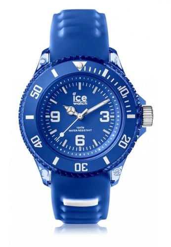 Ice-Watch blue ICE aqua - Marine - Small - 3H IC770AC50MXXHK_1