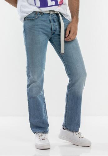 Levi's blue Levi's 501® Original Fit Jeans 62FF0AAFD56000GS_1