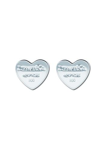 SC Tom Silver silver Tiffany & Co. Stud Earring SC872AC91VNKPH_1
