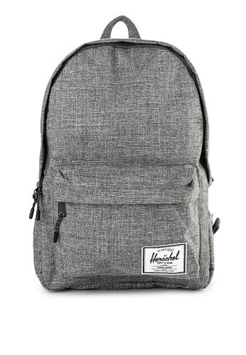 Herschel grey Classic X-Large Backpack DFC06AC75FDB76GS_1