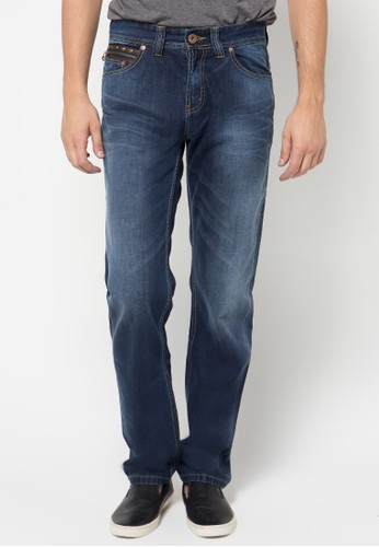 Lois Jeans blue Long Pants Denim LO391AA87HXOID_1