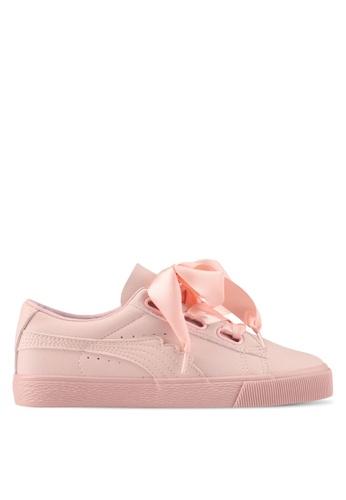 Twenty Eight Shoes pink Pink Ribbon Sneakers BD6B4SH57EF543GS_1