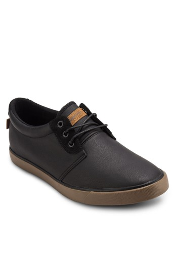 Kudo salon esprit 香港繫帶仿皮運動鞋, 鞋, 鞋