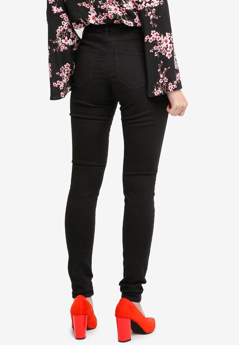 Regular Perkins Jeans Black Skinny Dorothy naXRfPHfx