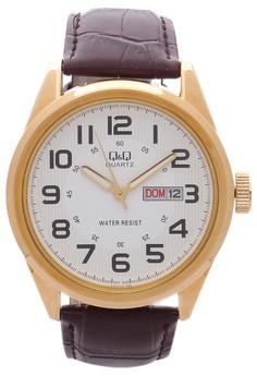 Round Analog Watch A146-104