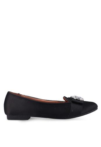 0767437b794d5 Buy Bata Round Toe Ballerina Flats | ZALORA HK