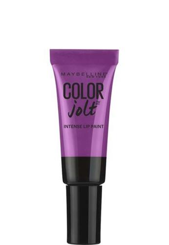 Maybelline purple Maybelline Lip Studio Color Jolt Shiny 05 - Violet Rebel 5AF8BBE95A2E3EGS_1