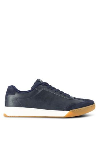 ALDO navy Ignaci Sneakers AL087SH0RL93MY_1
