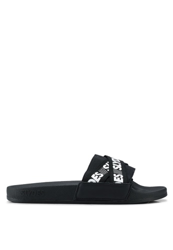 Slydes black Malibu Sandals 30199SHC937A14GS_1