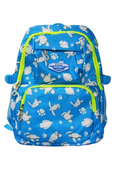 Dynamic Hero School Bag BackPack BP-4 (Blue)