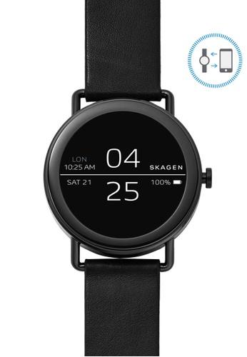 Skagen black Skagen Falster Black Smart Watch SKT5001 C43C5AC7C6E3C6GS_1