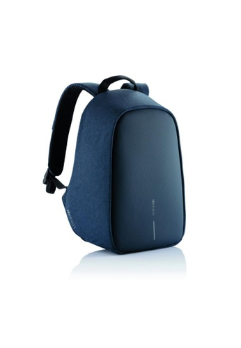 Bobby by XD Design blue Bobby Hero Small Anti-Theft Backpack - Navy C48F4AC95C6FCBGS_1