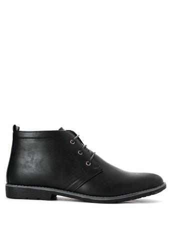 H2Ocean black Basset Boots H2527SH0JICMPH_1