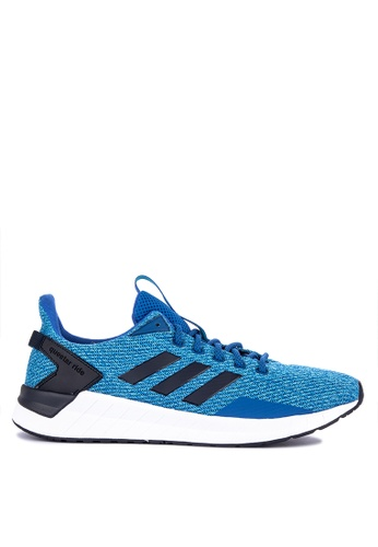 adidas blue adidas questar ride 9925ESH31138DBGS_1