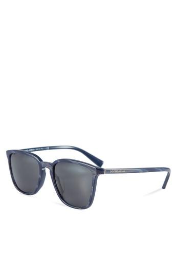 Dolce & Gabbana grey DG4301F Sunglasses DO384GL51VXKMY_1